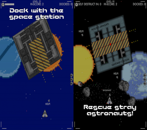 Docking Sequence SCreen1