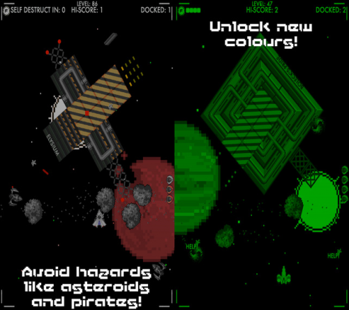 Docking Sequence SCreen2