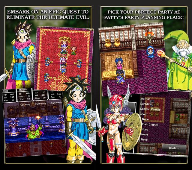 Dragon Quest Builders Kapitel