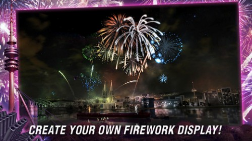 Fireworks Simulator Screen1