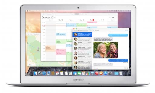 MacBook Air Ansicht