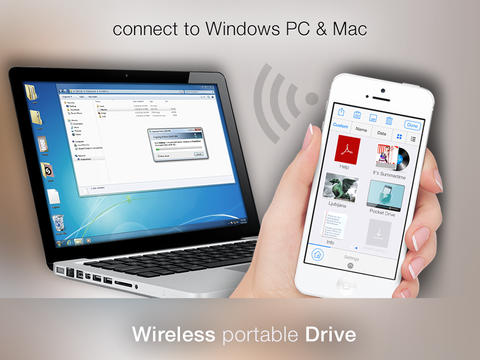 Pocket Drive Screen2
