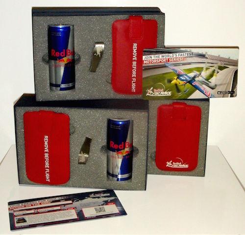 Red Bull Paket Ansicht