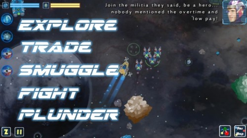Star Nomad Elite Screen