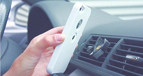 Tetrax iPhone Magnet Halterung