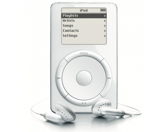 iPod 1. Generation