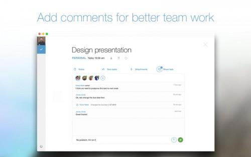 AnyDo Mac Screen2
