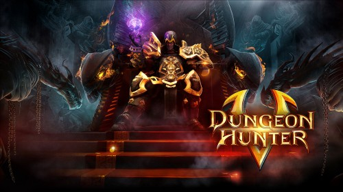 Dungeon Hunter V Banner