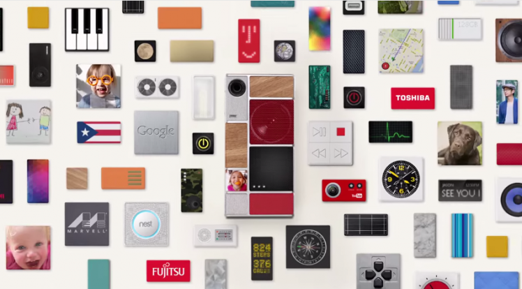 Google Project Ara Bild