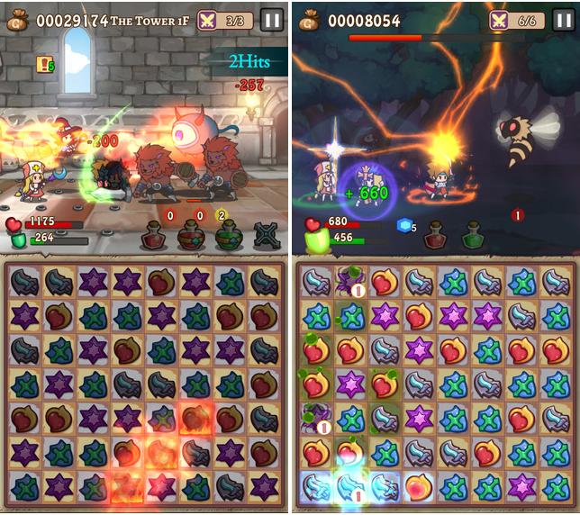 Hero Emblems Screen1
