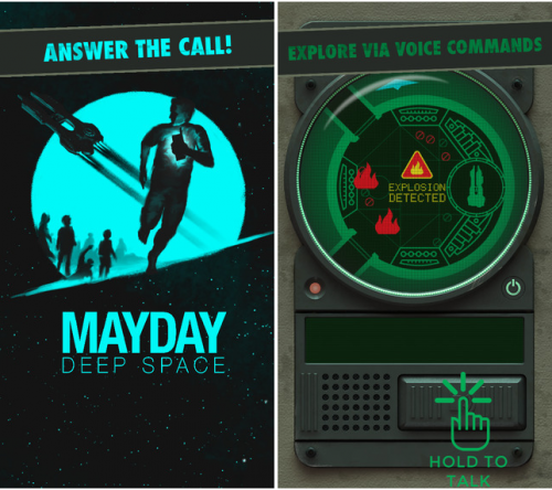 MayDay Deep Space Screen1