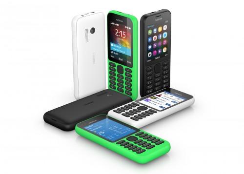 Nokia 215 BIld