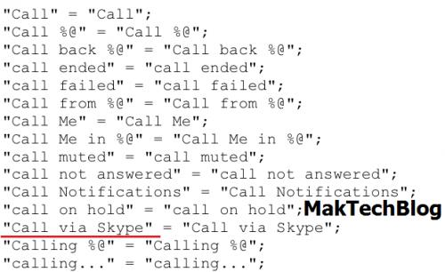 WhatsApp Skype Anrufe VOIP