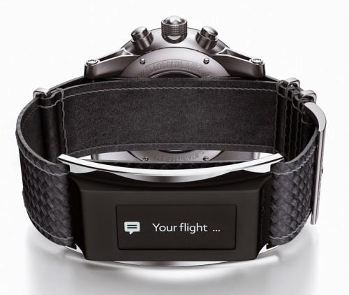e-Strap Smartwatch Bild