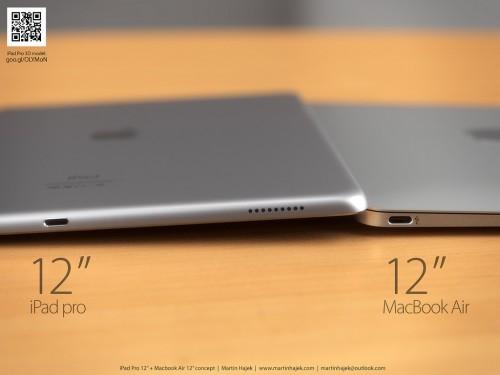 iPad Pro MacBook Air Hajek2
