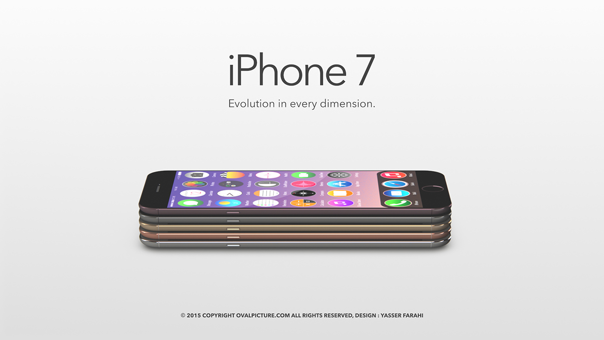 iPhone 7 Design 1