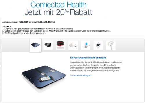 Amazon Connected Health Feb15