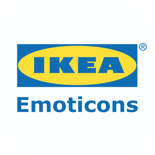 emoticons m belhaus ikea mit eigener emoji app itopnews. Black Bedroom Furniture Sets. Home Design Ideas