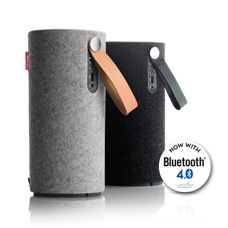 libratone exzellenter speaker mit neuem cover look itopnews. Black Bedroom Furniture Sets. Home Design Ideas