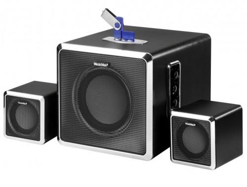 Musicman 2.1 Soundstation