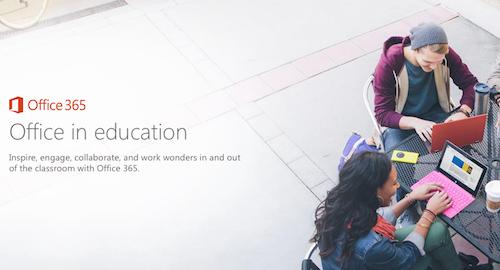Office 365 Schueler Studenten