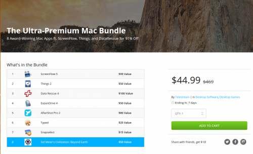 Stacksocial Mac Bundle Feb15