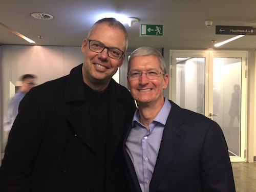 Tim Cook Michael