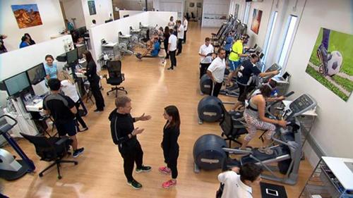 Apple-Gym