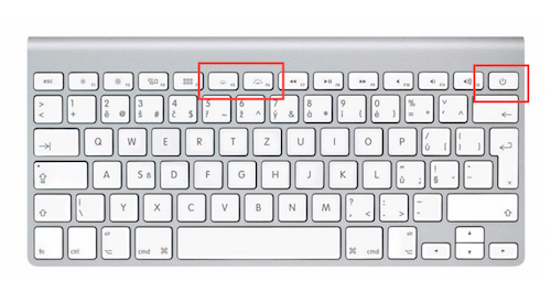 Apple Keyboard Tschechien