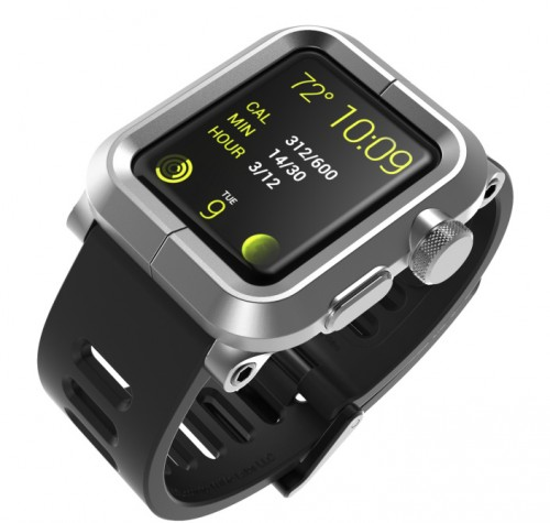 Apple Watch Case wasserfest LunaTik