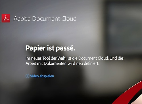 Document Cloud