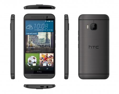 HTC One M9 Bild2