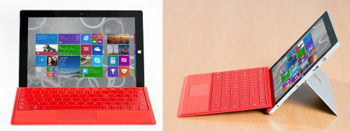 MS Surface 3