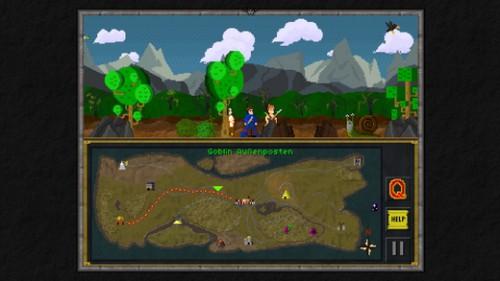 Pixel Heroes Screen1