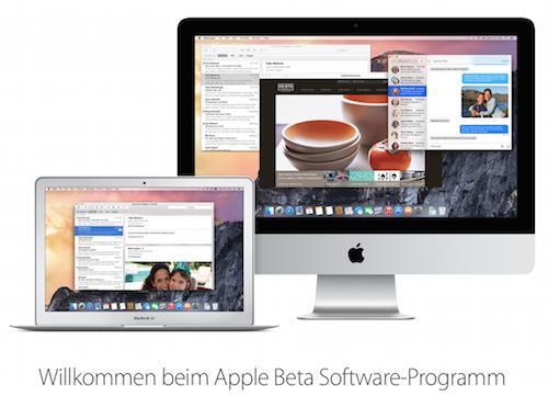 Public Beta iOS 8.3