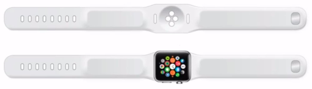 Reserve Strap Apple Watch Bild