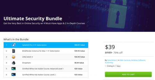 Security Bundle Stacksocial