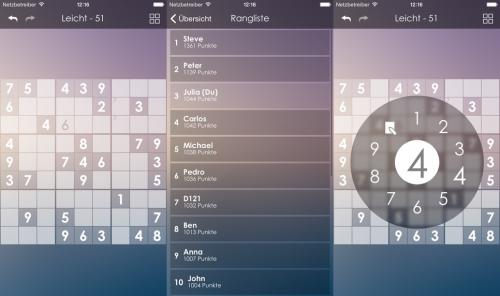 Sudoku Champions Screen