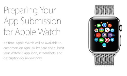 WatchKit Website