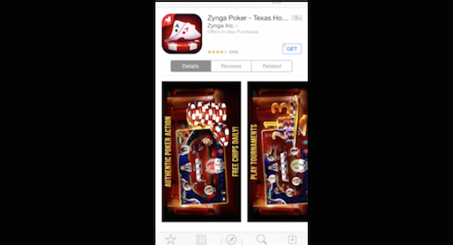 Werbung App Store Umleitung