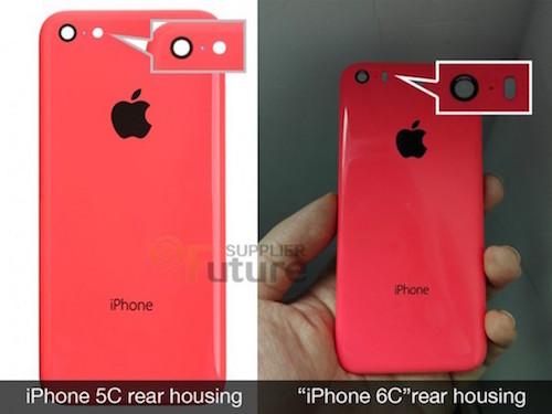 iPhone 6C Ansicht