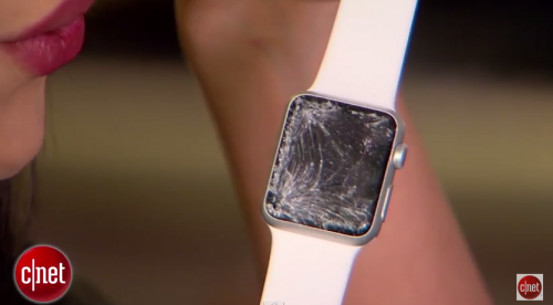Apple Watch Kueche Test
