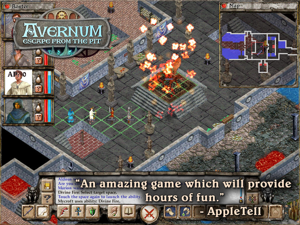 Avernum screen