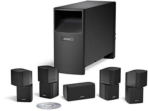400 euro reduziert bose acoustimass 5 1 soundsystem itopnews. Black Bedroom Furniture Sets. Home Design Ideas
