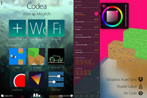 Codea Screen1