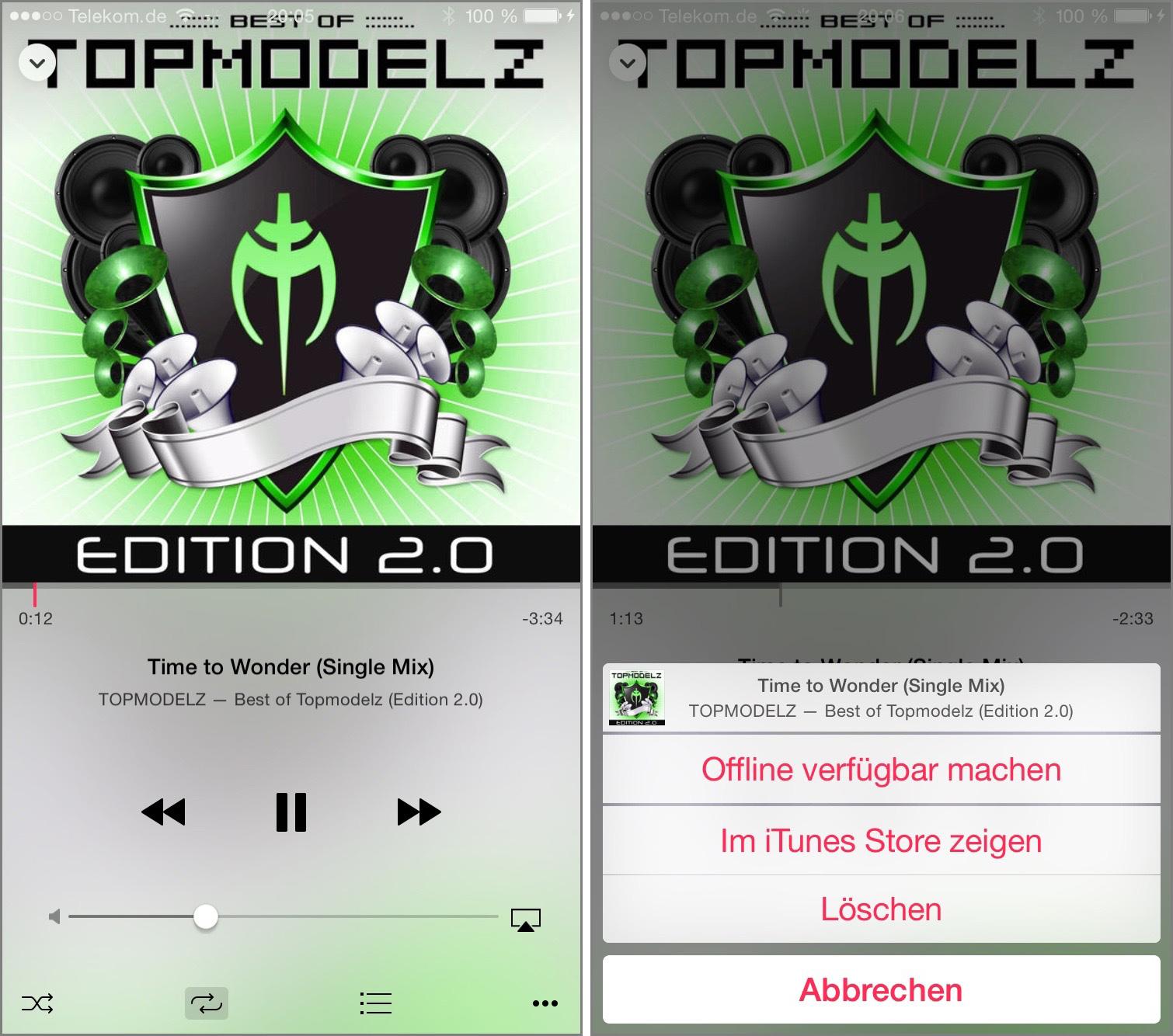 Musik-App-Player