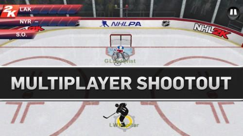 NHL 2K Screen