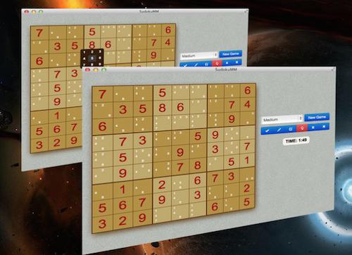 Sudoku MM