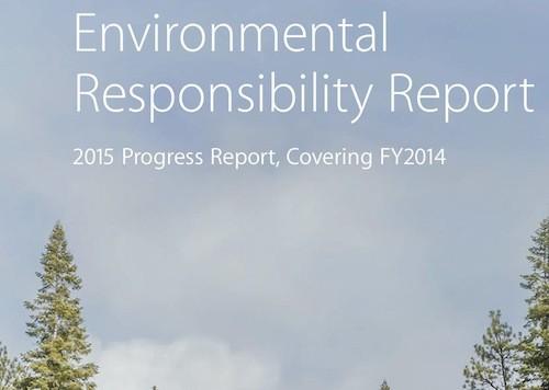 Umweltschutz Report 2015