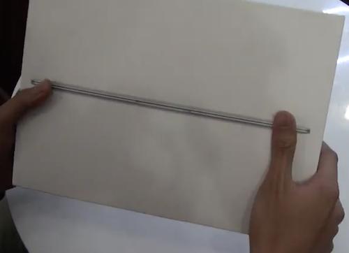 Unboxing MacBook Air 2015 neu